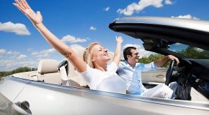 Free additional driver <br> on car hire in Alicante