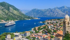 Driving from Croatia to Montenegro