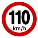 110 KM/H highways